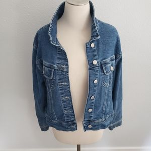 Vintage St John's Bay 90s Jean Jacket